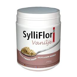 SylliFlor vanilje loppefrøskaller 250 g
