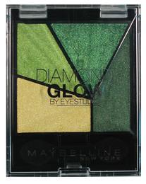 Maybelline Eye Studio Quad Diamond Glow 05 Forrest