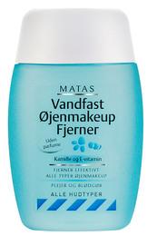 Matas Striber Matas Vandfast Øjenmakeupfjerner Rejsestørrelse 40
