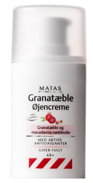 Matas Granatæble Øjencreme 15 ml