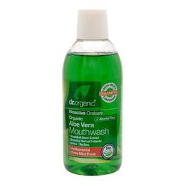 Mundskyl Aloe Vera Dr. Organic 500 ml