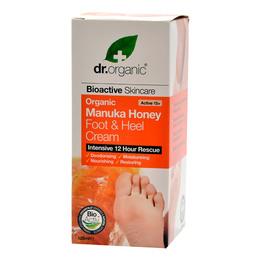 Foot cream manuka Dr. Organic 125 ml