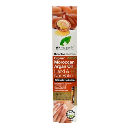 Dr. Organic Moroccan Argan Oil Hand & Nail Balm