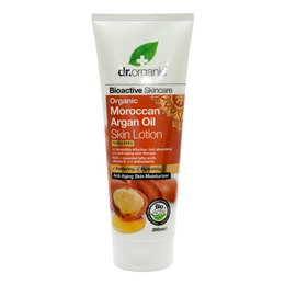 Dr. Organic Moroccan Argan Oil Body Lotion