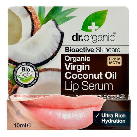Dr. Organic Virgin Coconut Oil Lip Rescue