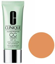 Clinique Superdefense CC Cream SPF 30 Light-Medium, 03, 40 ml