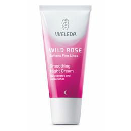 Night Cream Smooting Wild Rose Weleda 30 ml