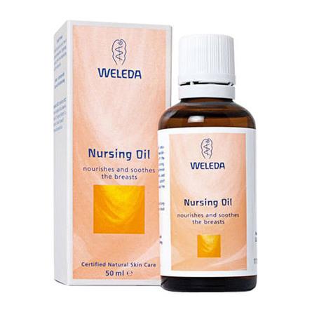 Nursing Oil Weleda 50 ml