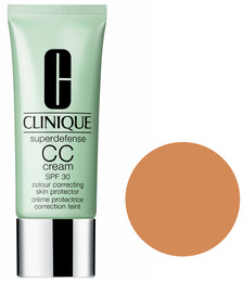 Clinique Superdefense CC Cream SPF 30 Medium-Deep