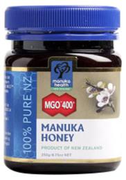Manuka Honning MGO 400+ 250 g