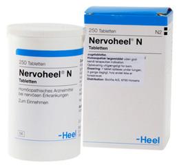 Nervoheel 250 tab