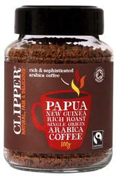 Instant Kaffe Papua New Guinea Ø Clipper 100 g