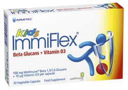 Immiflex kids 30 kap