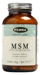 MSM lignisul tm 1000mg til vet. brug 90 kap
