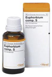Euphorbium comp. mikstur 30 ml