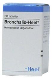 Bronchalis-heel 50 tab