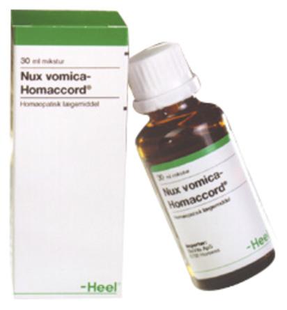 Nux vomica-homaccord 30 ml