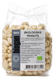 Peanuts rå Ø 200 g