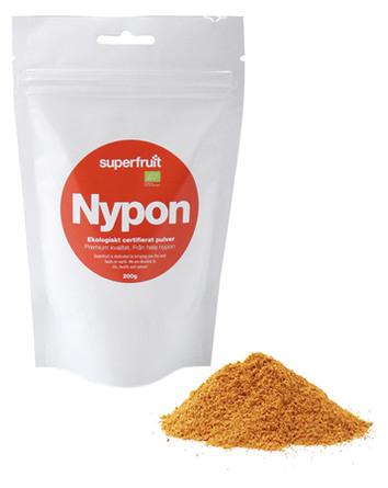 Nypon pulver Ø Superfruit 200 g