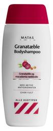 Matas Striber Matas Granatæble Bodyshampoo Rejsestørrelse 75 ml 75 ml