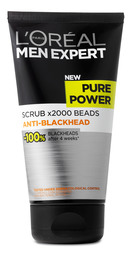 Men Expert Pure Power Scrub Anti-Hudorm 150 ml