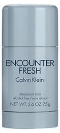 Calvin Klein Encounter Fresh Deodorant Stick 75 g