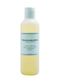 Tromborg Bath/Shower Stimulating Ginger 200 ml