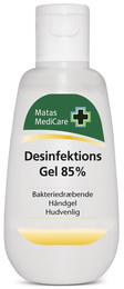 Matas Medicare Desinfektionsgel 85% 80 ml
