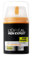 L'Oréal Paris Men Expert Pure Power Moisture Anti-breakout 50 ml