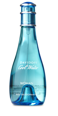 Davidoff Cool Water Woman Deodorant Spray 100 ml