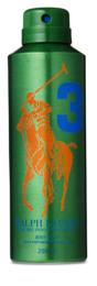 Big Pony Green Body Spray 200 ml