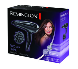 Remington PRO-Air Shine Hårtørrer D5215
