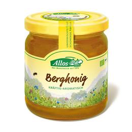 Honning bjerg Ø Allos 500 g