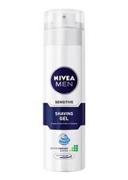 Nivea NIVEA FOR MEN Sensitive Shaving Gel 200 ml