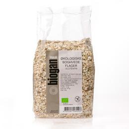 Boghvedeflager glutenfri Ø 500 g