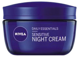Nivea Daily Essentials Night Cream Sensitive 50 ml