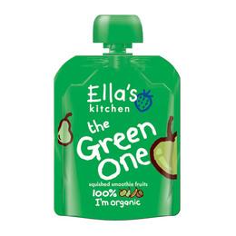 Babysmoothie den Grønne Ø 6 mdr Ellas Kitch 90 g