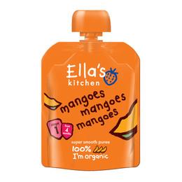 Babymos mango, mango & mango 4 mdr Ø Ellas 70 g