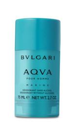 Bvlgari Aqva Pour Homme Marine Deodorant Stick 75 g