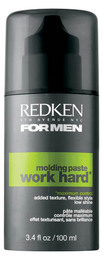 Redken For Men Work Hard Paste 100 ml