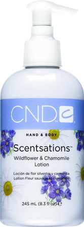 CND Scent Wildflower Cream 245 Ml