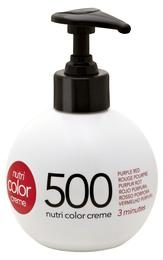 Nutri Color Creme 500 Purple Red 250ml (G)