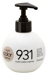 Revlon Nutri Color Creme 931 LigBeig, 250 ml