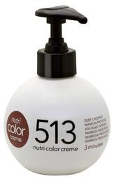 Revlon Nutri Color Creme 513 Deep Chestnut 250 ml