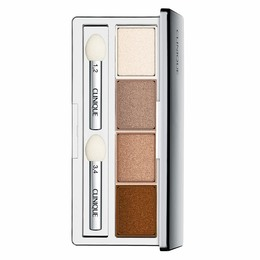 Clinique All About Shadow™ Quads Morning Java, 4,8 g