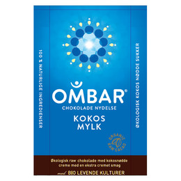 Kokos mylk Ombar Ø 35 g
