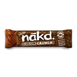 Näkd bar cacoa crunch 35 g