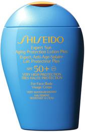 Shiseido Expert Sun Aging Face/Body SPF 50 100 ml