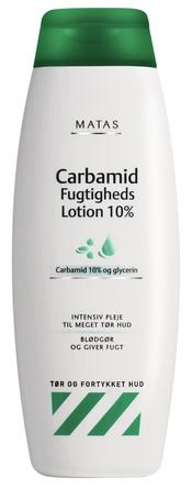 Matas Carbamid Fugtighedslotion 10% 500 ml