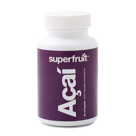 Acai kapsler Superfruit 60 kap